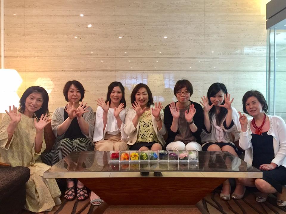 富山初開催~「色を楽しむお茶会~苦手な人とより良い関係になるカラーコミュニケーション♪」