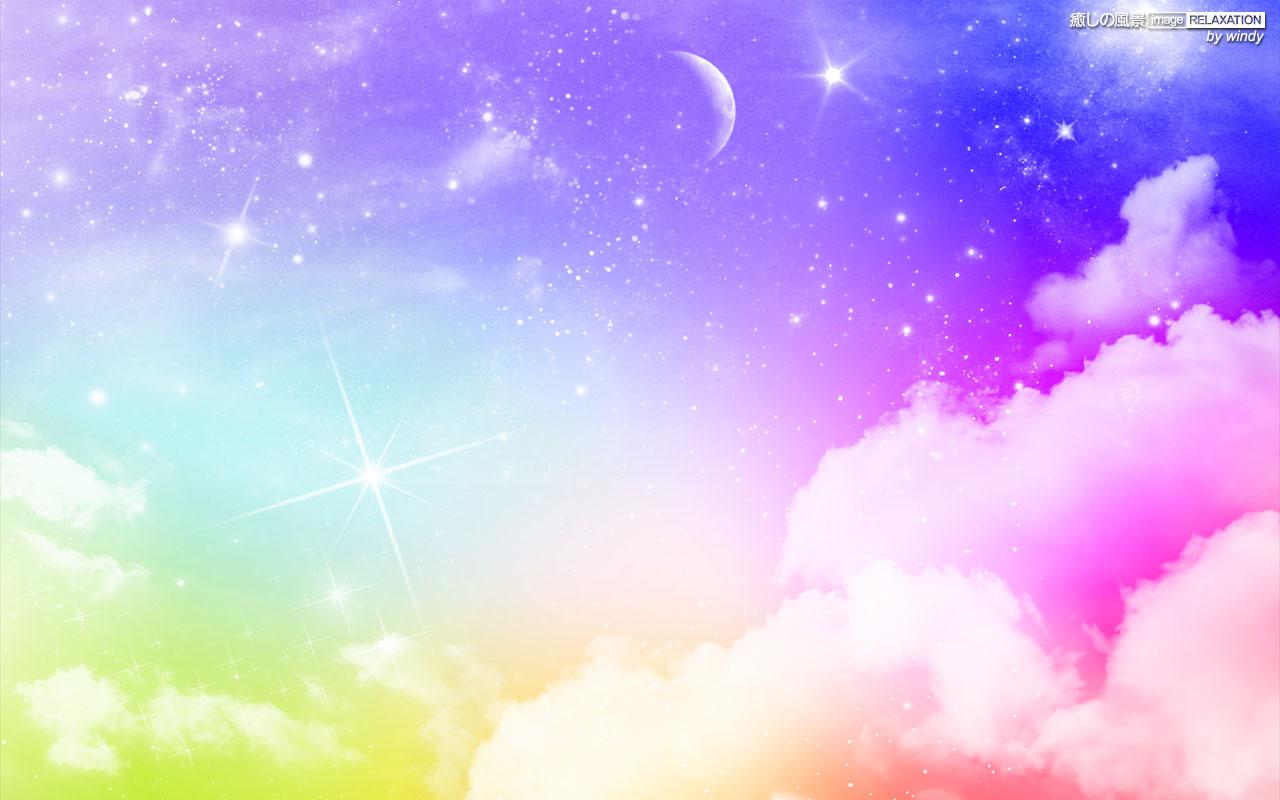 色を楽しむお茶会『虹色ハピネスカフェ第86話』