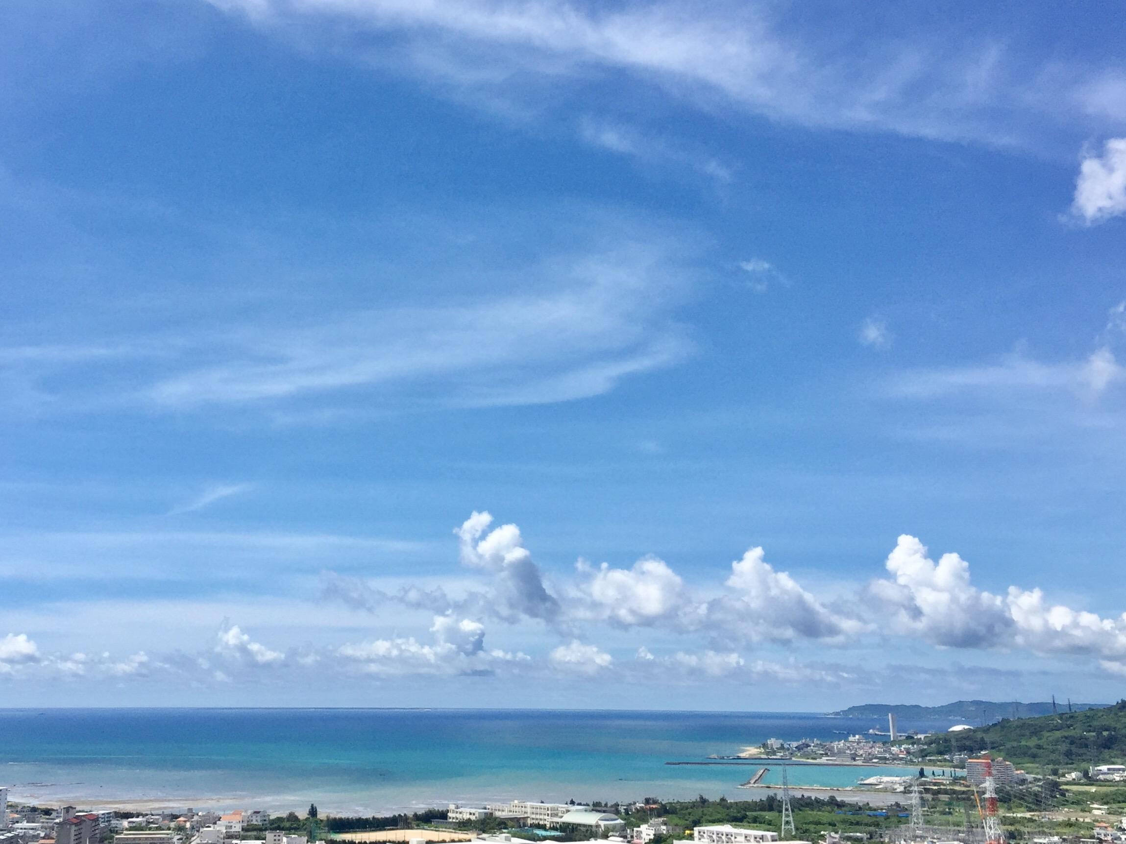 9月は〜またまた沖縄でお茶会&講座があるからワクワクしてきました〜♪