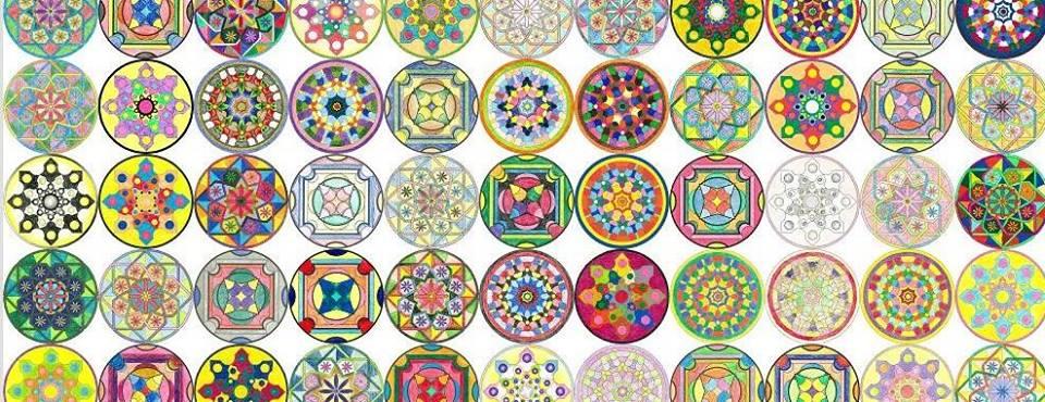 11/3(日)自分自身と向き合う~500色の色鉛筆で曼荼羅塗り絵ワークショップ♪