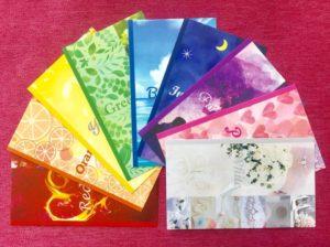 セルフカウンセリングができる「9color オリジナルカラーカード」販売開始!
