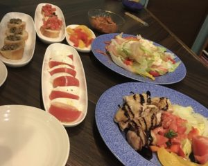 今日は何色の食べ物?